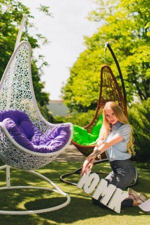 ЮМК подвесные кресла Леди Украинские конструкции