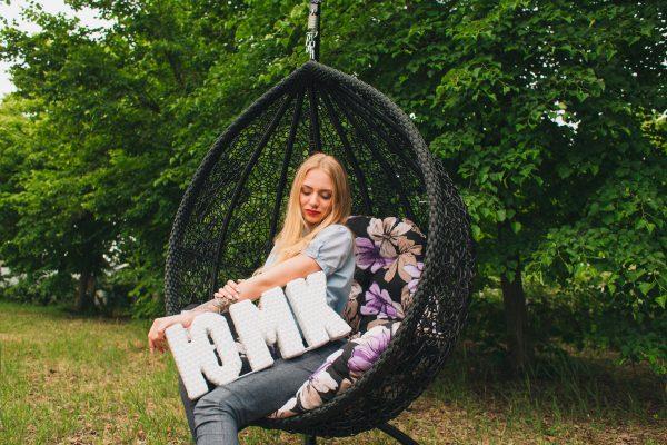 Кресло кокон от ЮМК Фабрики Украинские конструкции