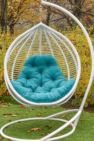 подвесное кресло из ротанга Кит ЮМК