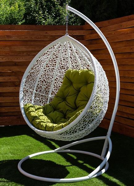 Крепкое большое подвесное кресло Веста