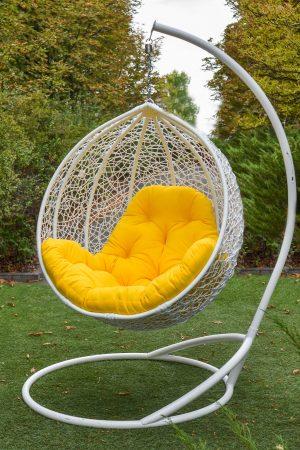 круглое подвесное кресло ЮМК