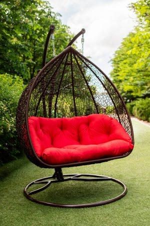 Двухместное кресло качель Дабл ЮМК