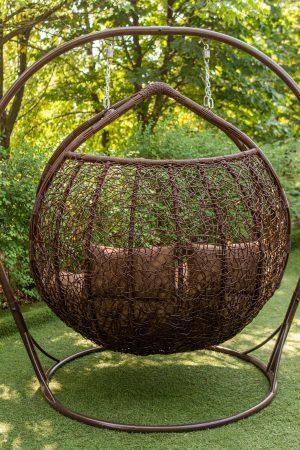 плетіння на підвісному кріслі коконі Галант