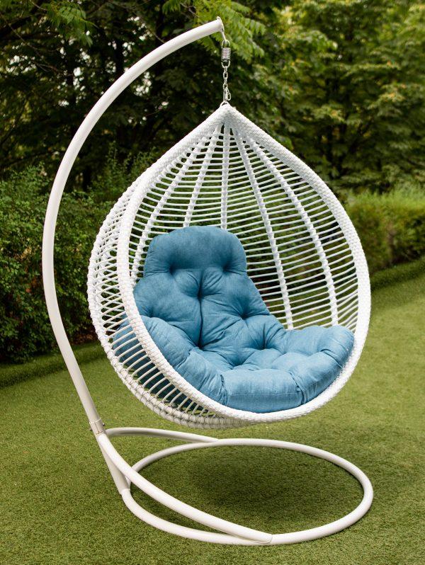 красиве і зручне підвісне крісло Кит