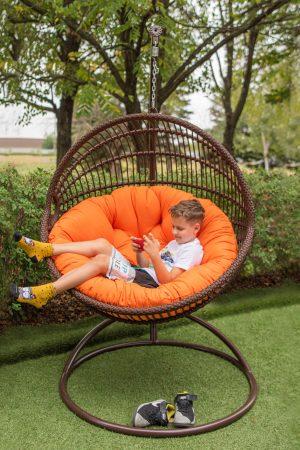 кресло кокон для взрослого ребёнка