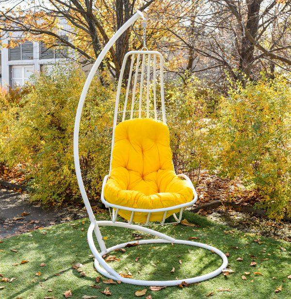 компактное подвесное кресло Леди