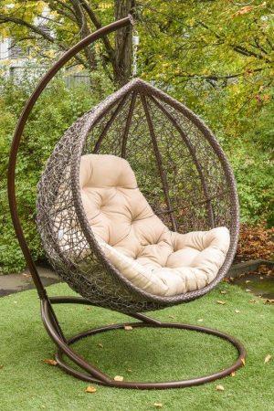 Підвісне крісло качалка Веста ЮМК
