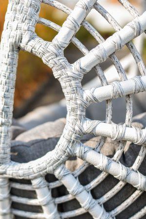 плетіння штучним ротангом береза