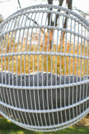 подвесной кокон качалка ариэль