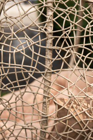 цвет ротанга верба на кресле Галант ЮМК