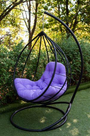недорогое подвесное кресло качалка
