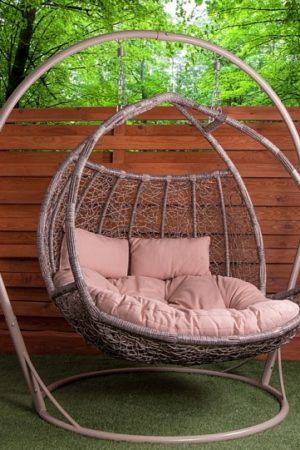 Подвесное двухместное кресло Галант