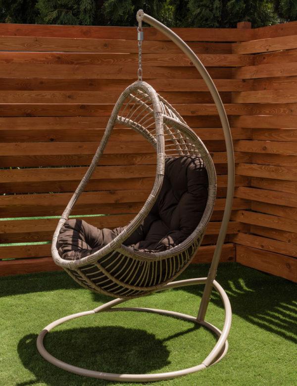подвесное кресло комфорт лоза