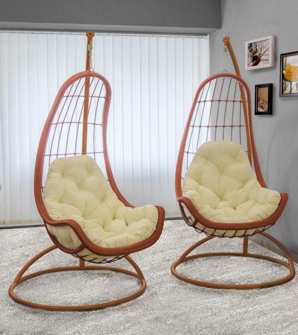 підвісні крісла гойдалки