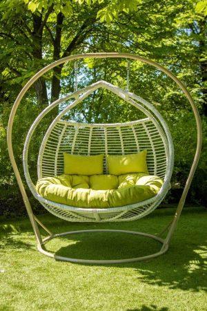 Кресло подвесное Галант премиум берёза