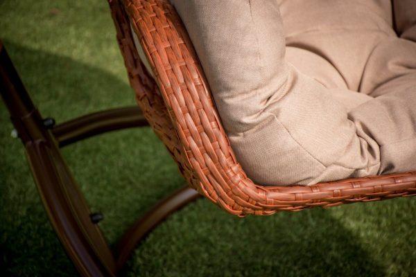 качество плетения на подвесном кресле