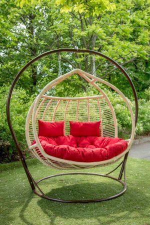 Подвесное кресло кокон Галант Премиум