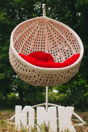 подвесные кресла Асоль от ЮМК