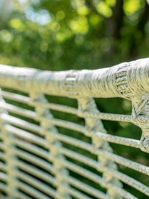 Плетение на качеле Галант премиум