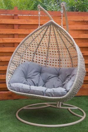 Кресло подвесное Дабл Премиум фото