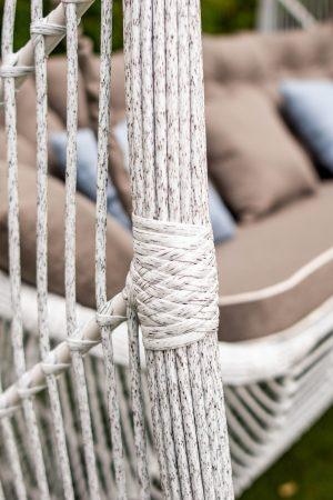 плетение на качелях Мароу