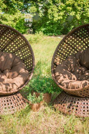 Кресла для летних кафе и баров Верона