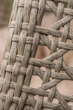 плетение ротангом верба