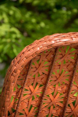ручное плетение мебели искусственным ротангом