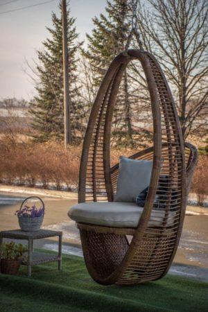 эксклюзивное ротанговое кресло кристи