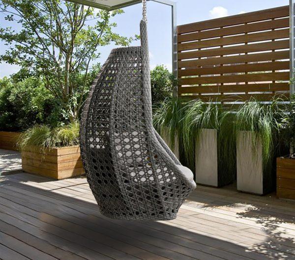 Эксклюзивное подвесное кресло для улицы