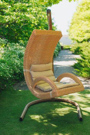 Элитное кресло качалка ЮМК Фабрика