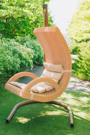 Необычное подвесное кресло гамак Гери ЮМК