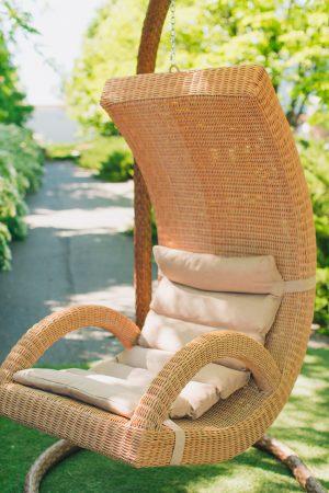 Кресло гамак премиум класса на стойке