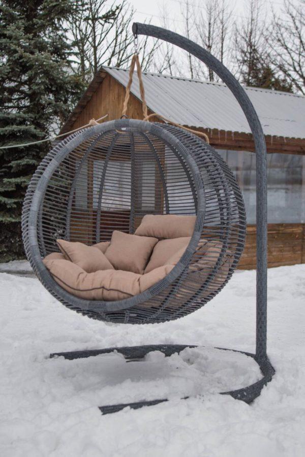 подвесное кресло кокон Арена