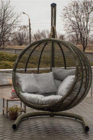 Подвесное кресло шар качеля Арена