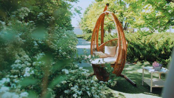 Эксклюзивное подвесное кресло Кристи ЮМК
