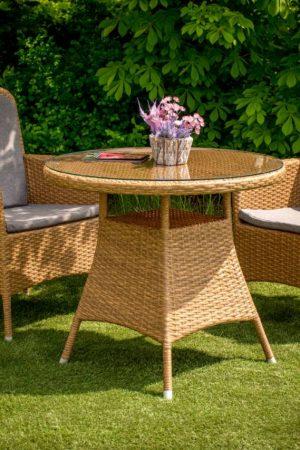Комплект мебели из ротанга Лион