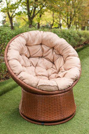 кресло ракушка для отдыха