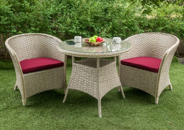 Комплект мебели для двоих на балкон