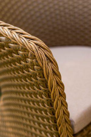 ротангове плетіння на подвір'я