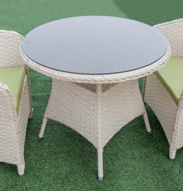 комплект мебели для улицы искусственный ротанг