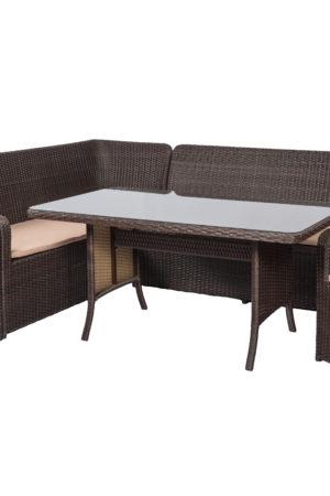 Комплект мебели из ротанга Стефания