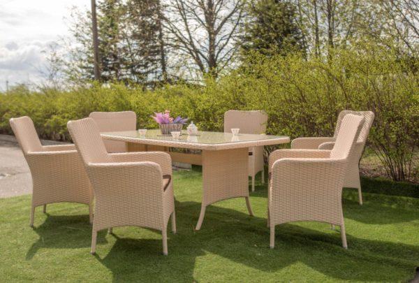 комплект мебели в сад