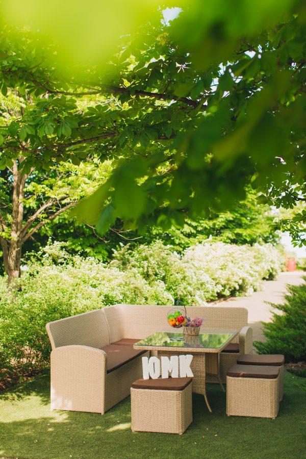 Плетёная мебель от ЮМК Грета