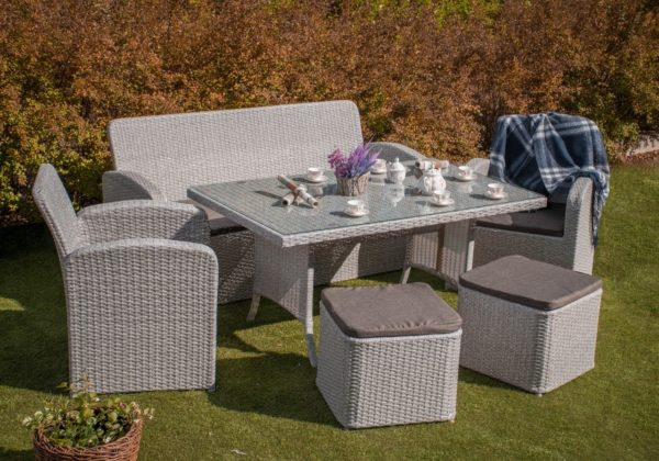Комплект садовой мебели Флорес