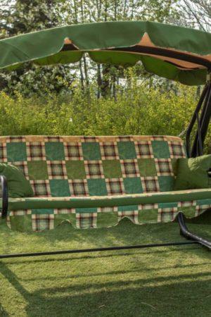 Садовая качеля Нади Итальянские ткани