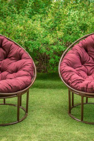 Садовое кресло кокон Папасан