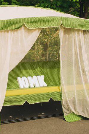 Крыша садовой качели Оливия ЮМК