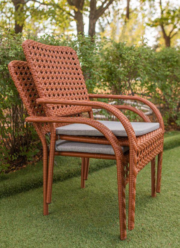 Кресла плетёные оптом