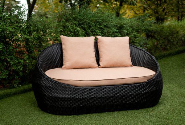 Плетёный диван из ротанга Одесса купить
